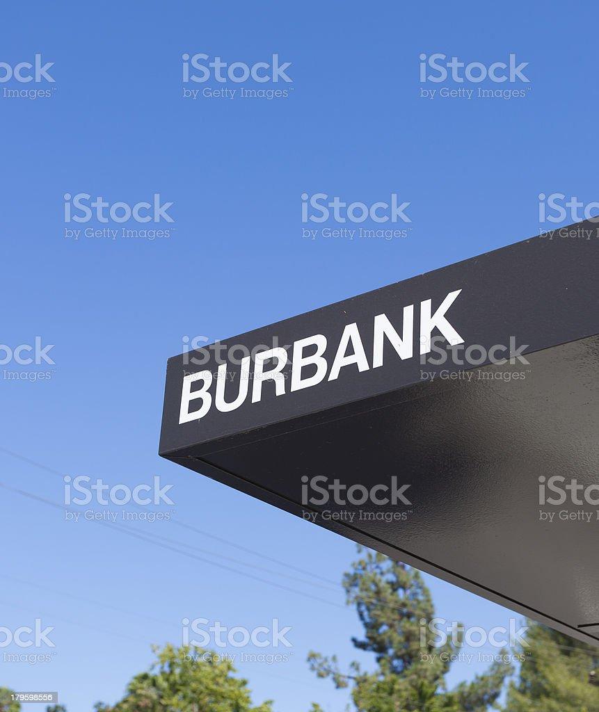 Burbank stock photo