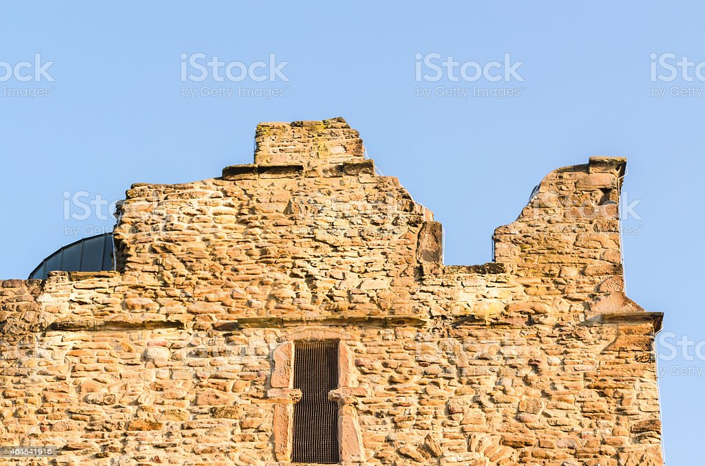 Burg Altendorf, stock photo