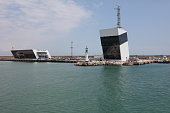 Burgas sea passenger port