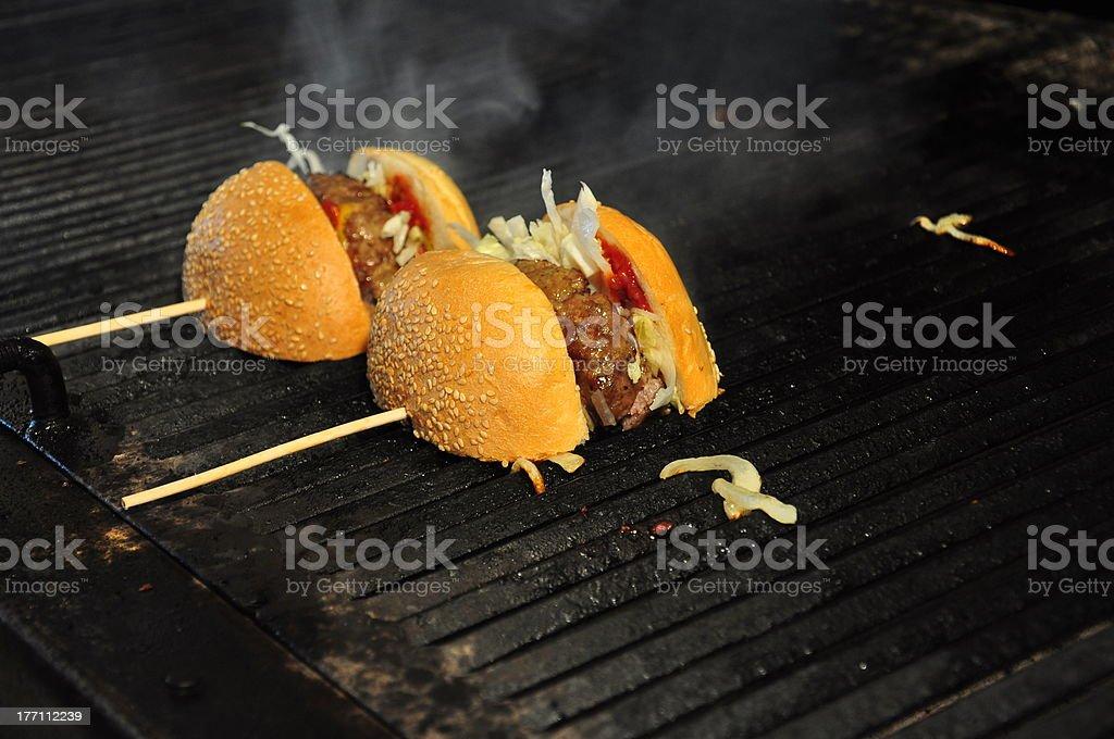 burger royalty-free stock photo