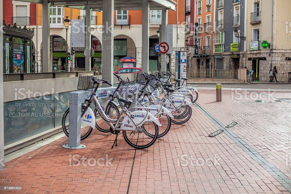 Burgos, Spain stock photo