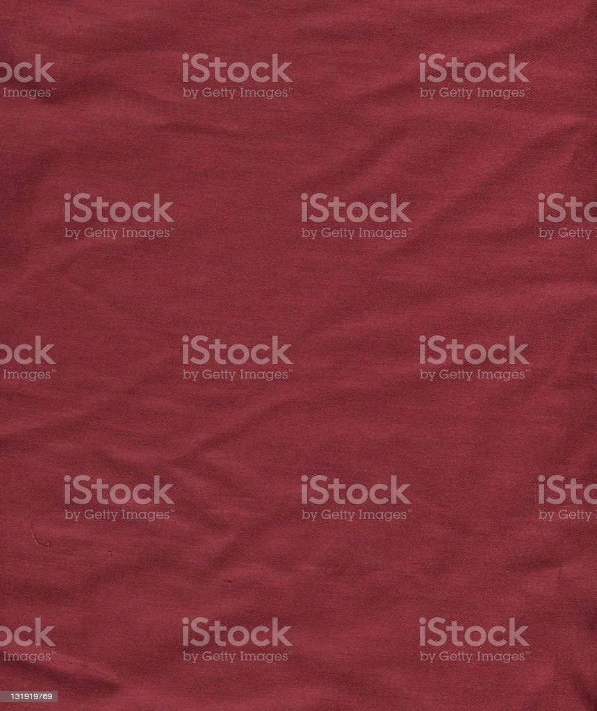 Burgundy red cloth textile background stock photo