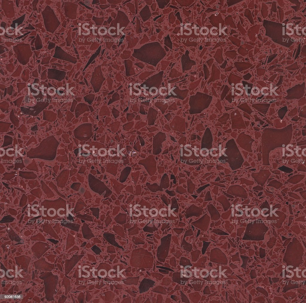 burgundy slab detail royalty-free stock photo