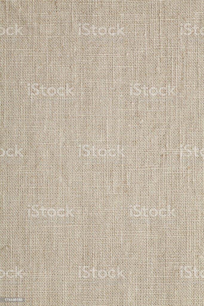 Burlap fabric texture stock photo