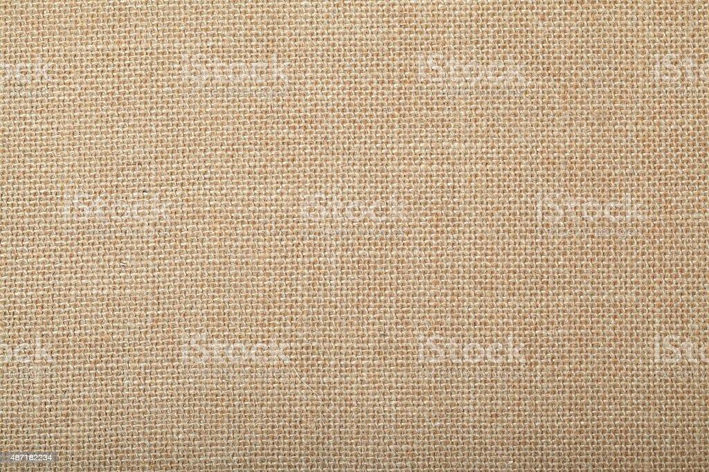 Burlap Hessian Background Backdrop Texture stock photo