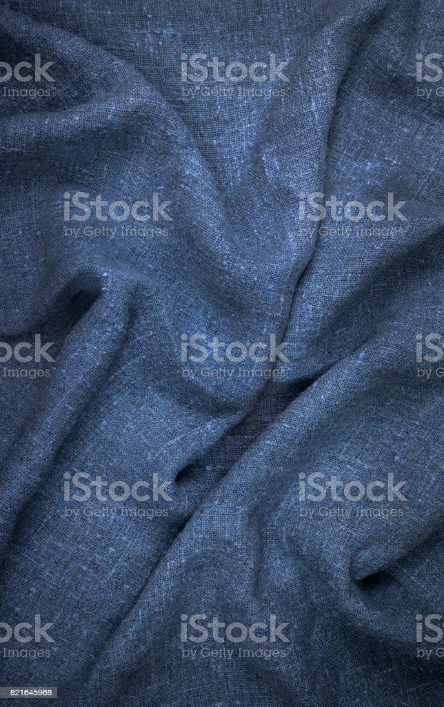 Burlap, natural coarse cloth stock photo