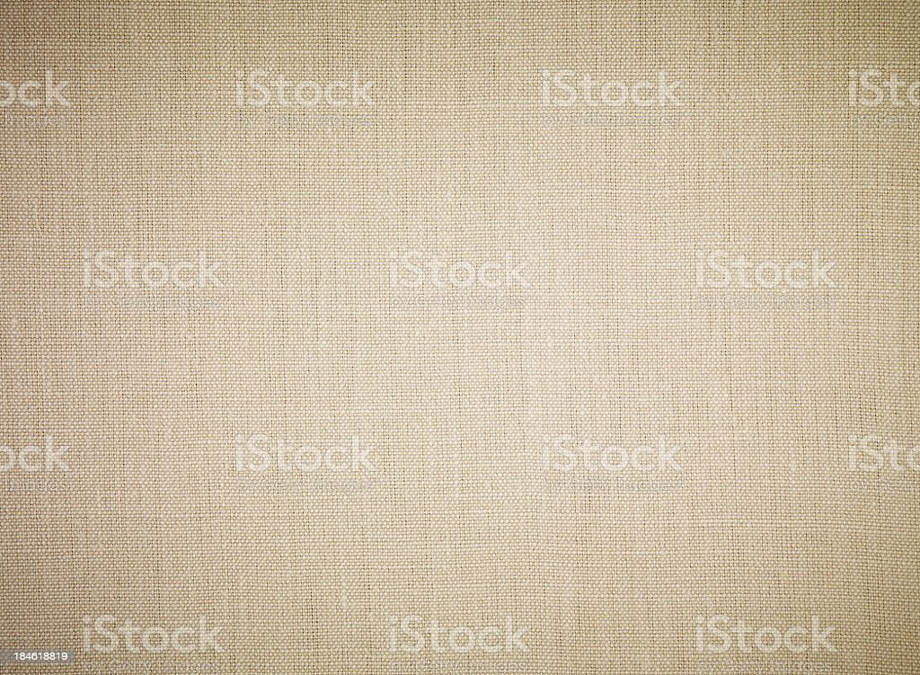 Burlap stock photo