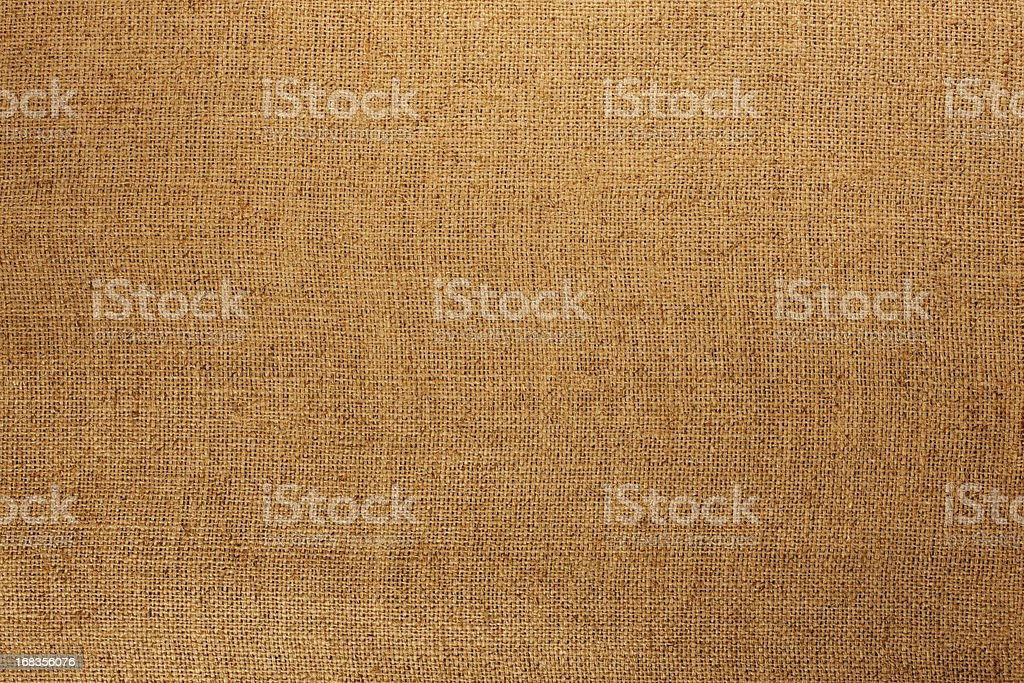 Burlap sack background. royalty-free stock photo