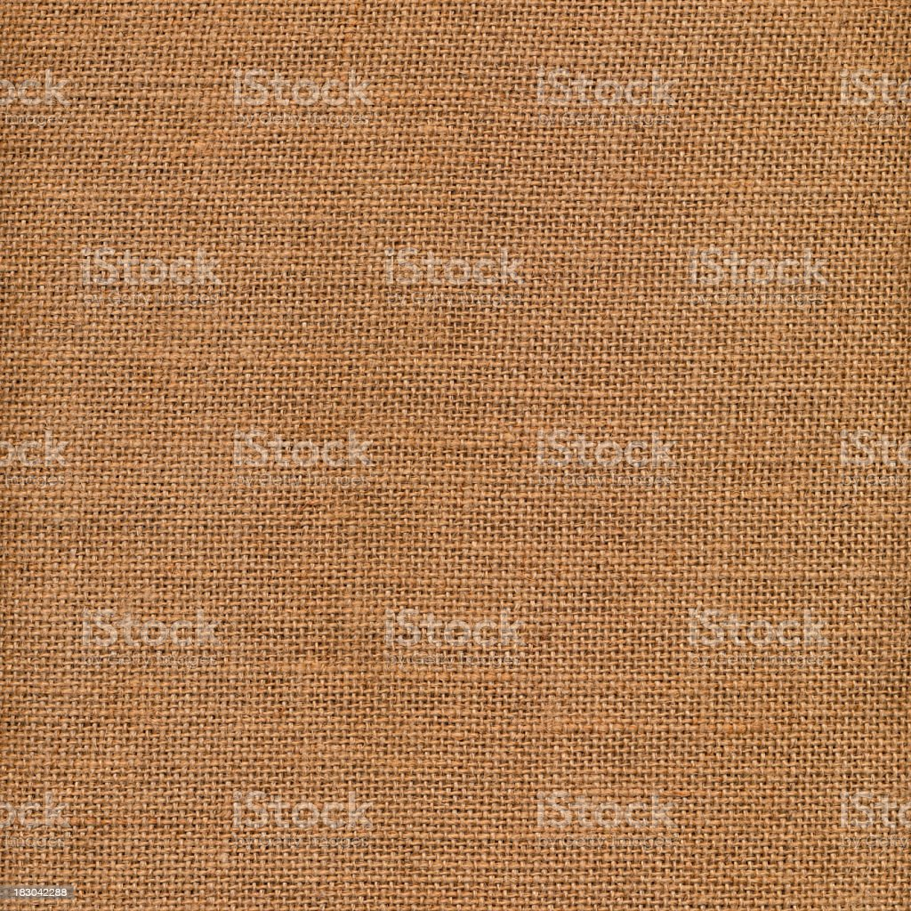 Burlap sack texture background. royalty-free stock photo