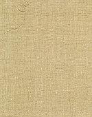 Burlap texture and thread