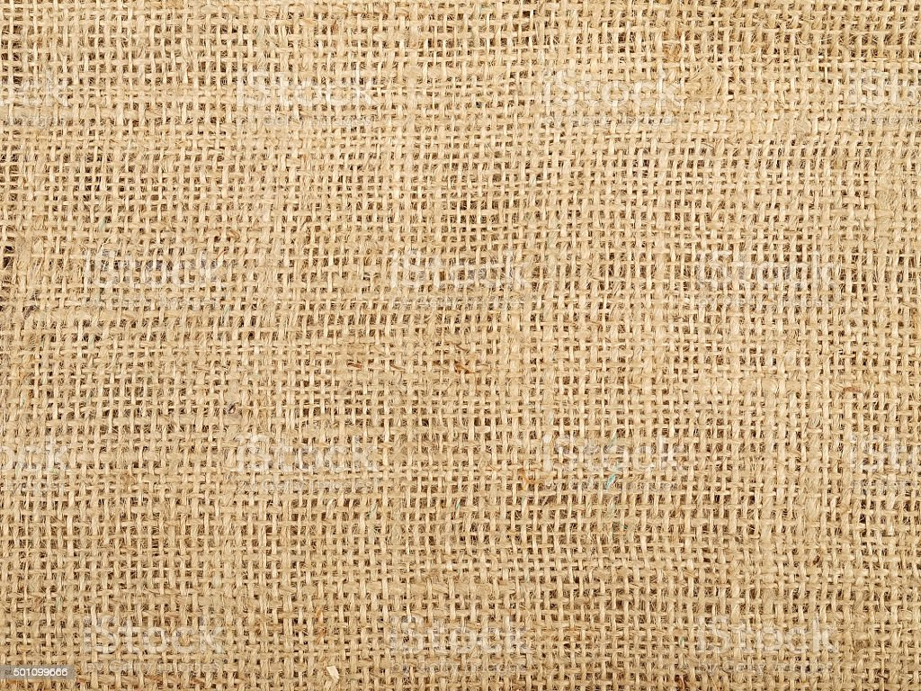 Burlap texture background stock photo
