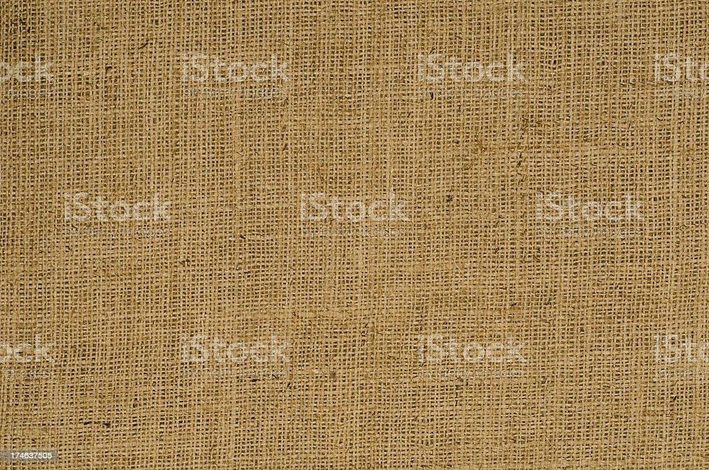 Burlap Texture royalty-free stock photo