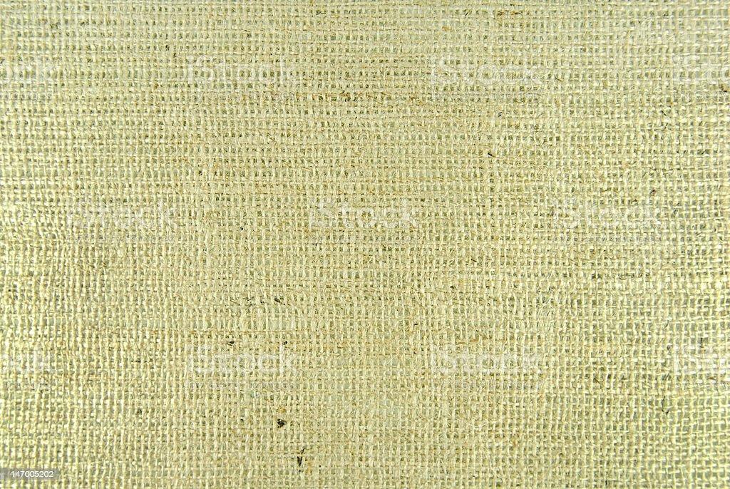 burlap vintage fabric texture royalty-free stock photo