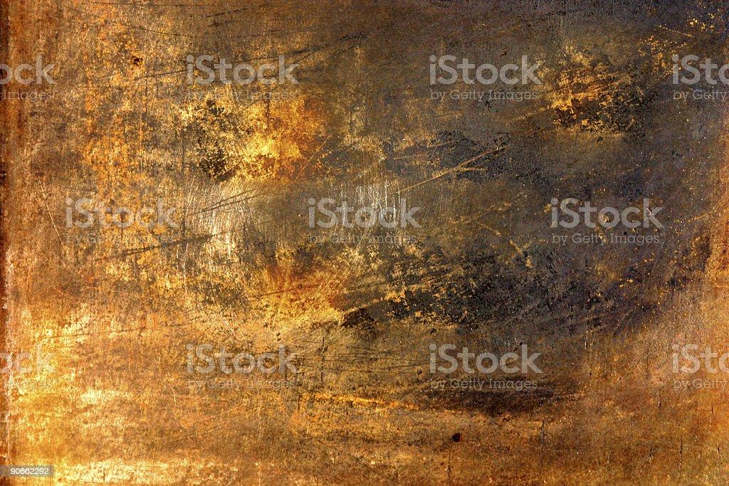 Burned Texture royalty-free stock photo
