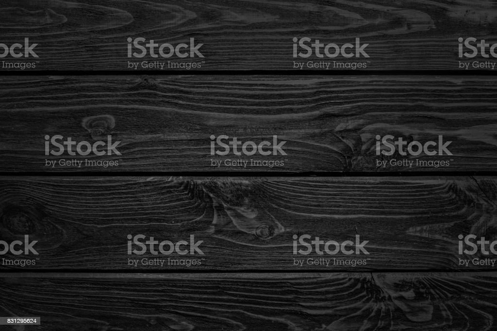 Burned wood texture of boards stock photo