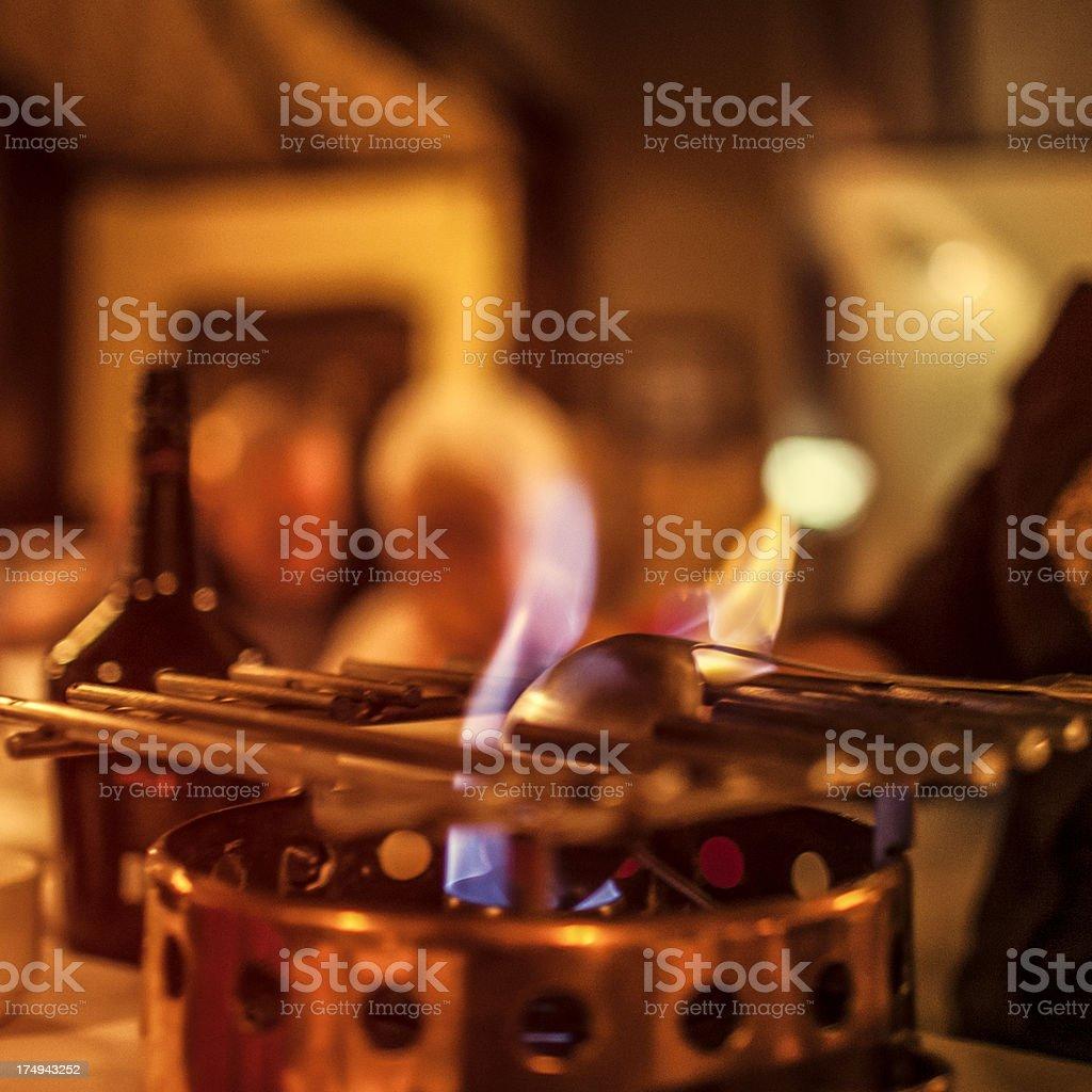 Burner royalty-free stock photo
