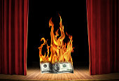 burning money entertainment