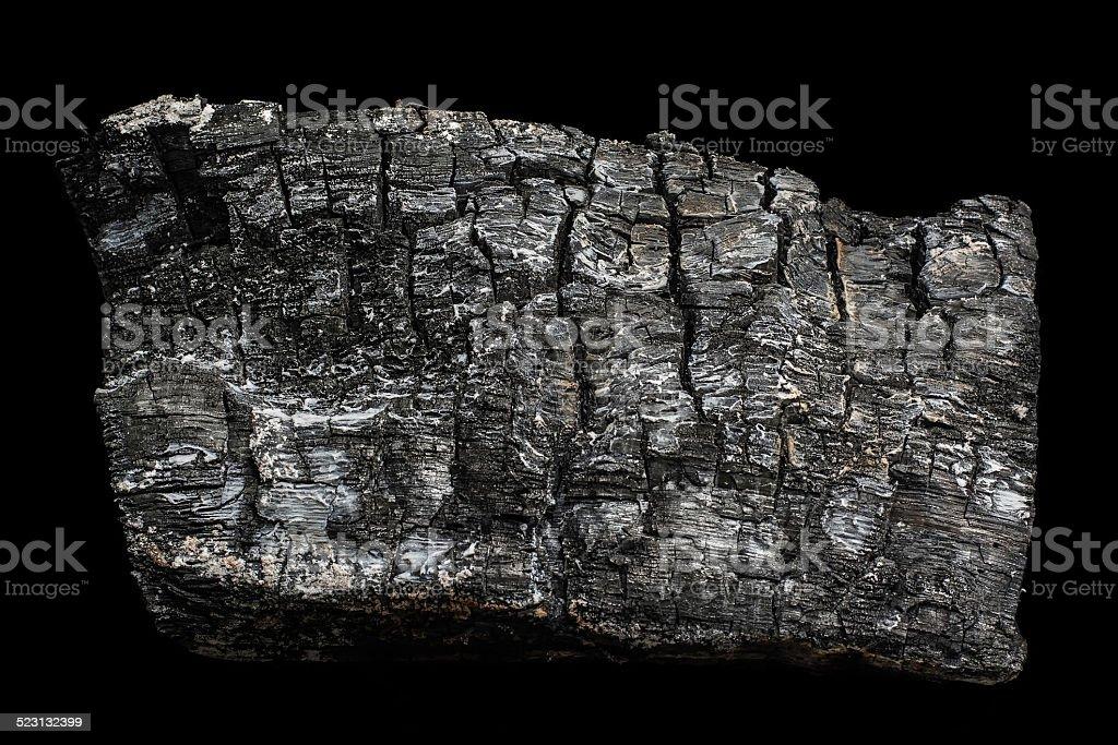 Quemado madera foto de stock libre de derechos
