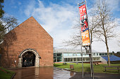 Burrell Museum Entrance