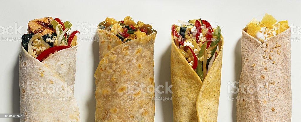 Burritos stock photo