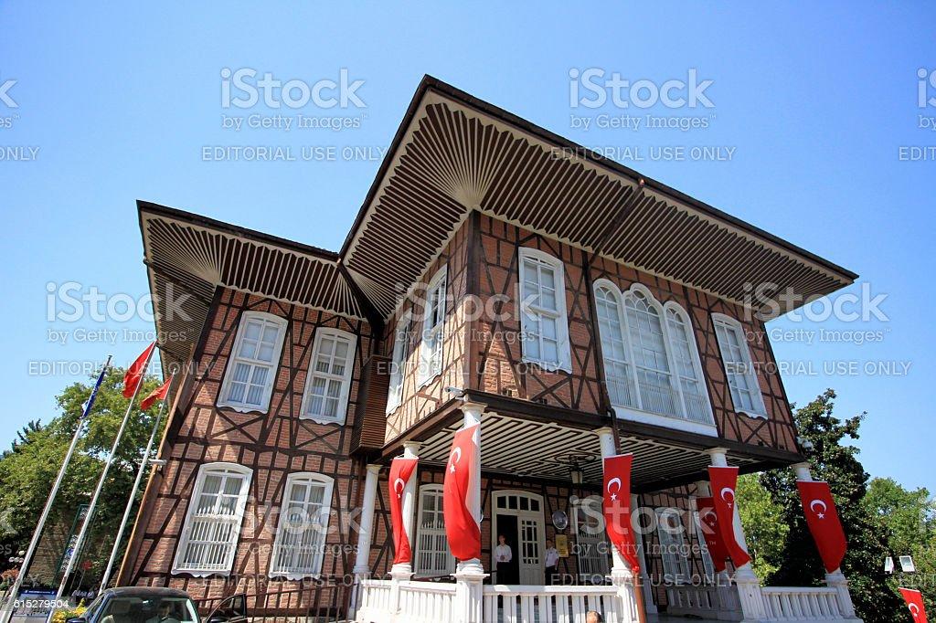Bursa Metropolitan Municipality Building stock photo