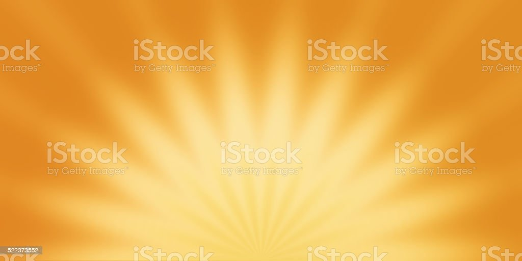Burst Abstract Background Yellow Gold stock photo