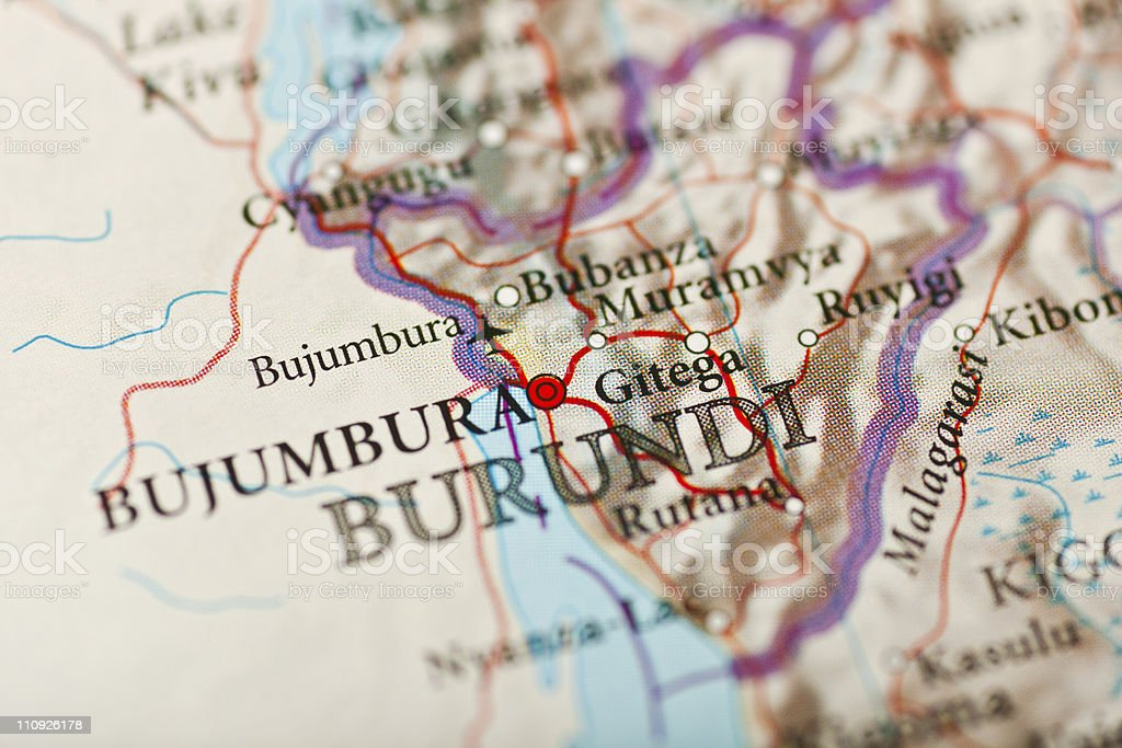 Burundi royalty-free stock photo