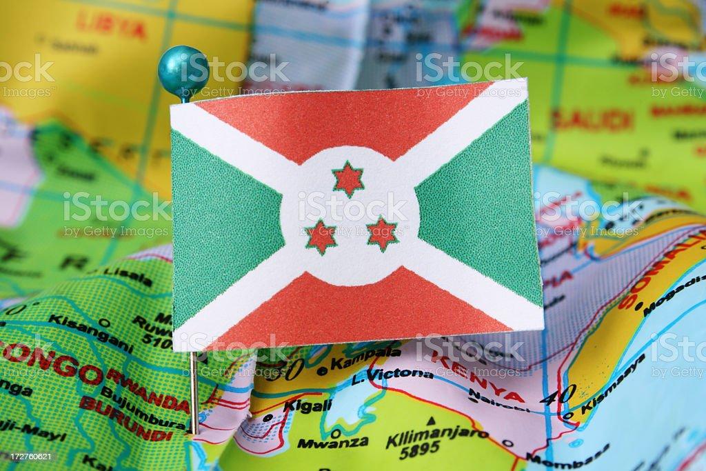 Burundi royalty-free stock photo