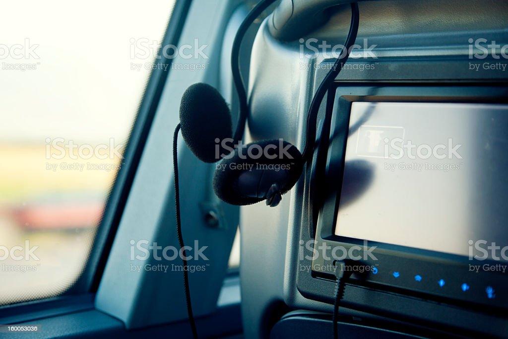Bus Travel royalty-free stock photo