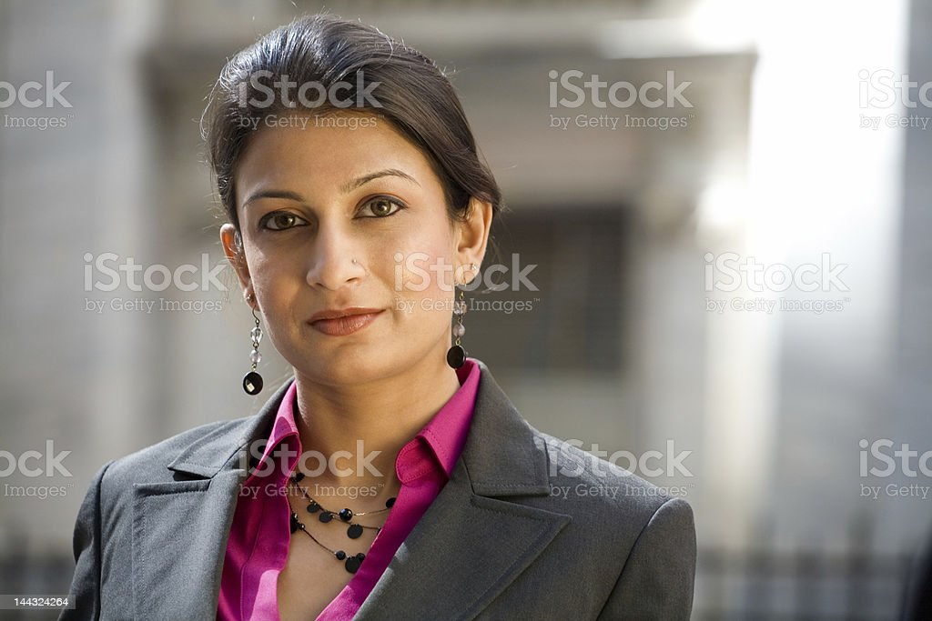 Business Abroad stock photo