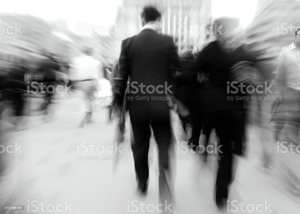 Business Abstract royalty-free stock photo