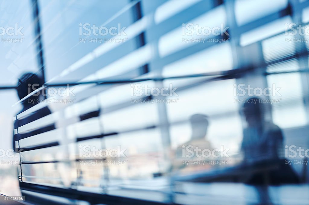 Business abstract stock photo
