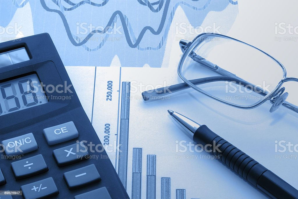 Business accessories royalty-free stock photo