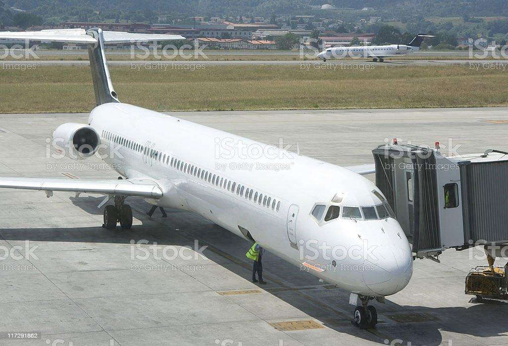 business airport terminal stock photo