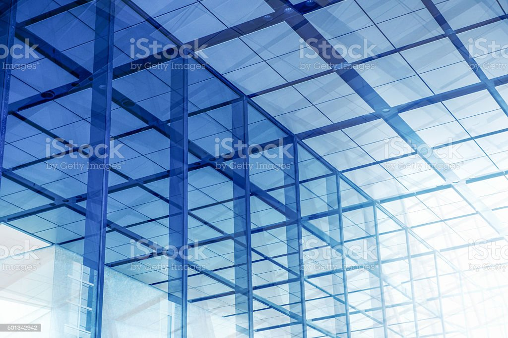 Business and building stock photo