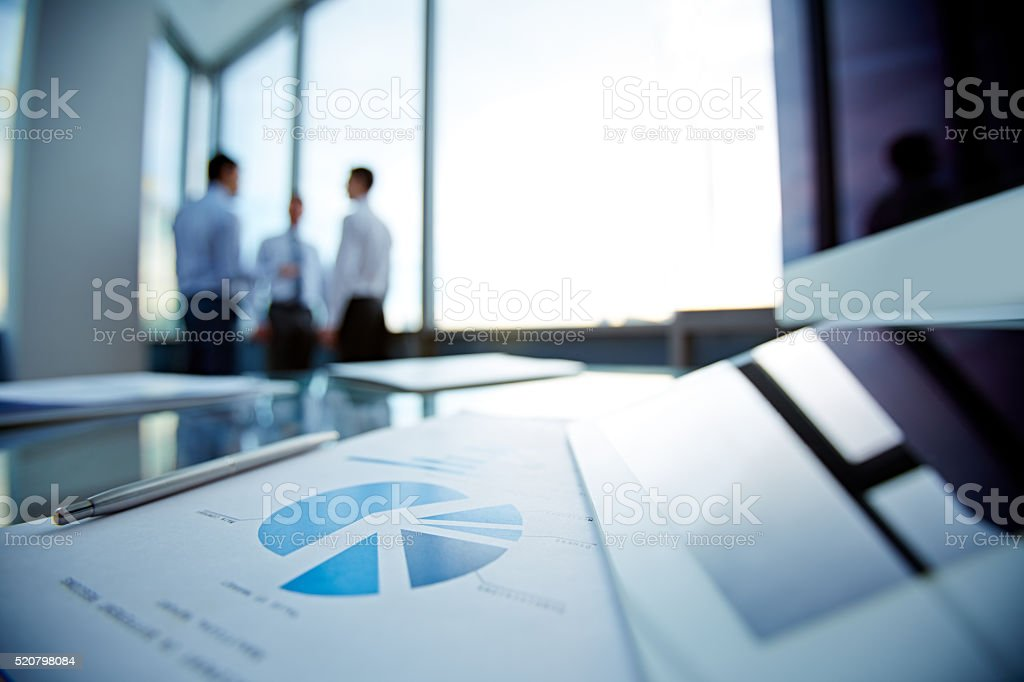 Business and finance stock photo
