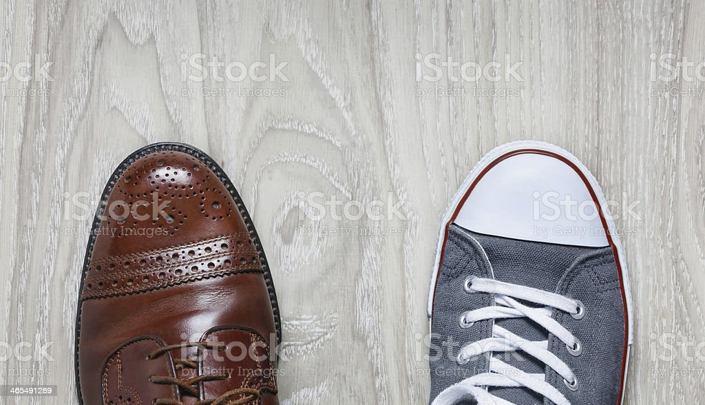 business and leisure stock photo