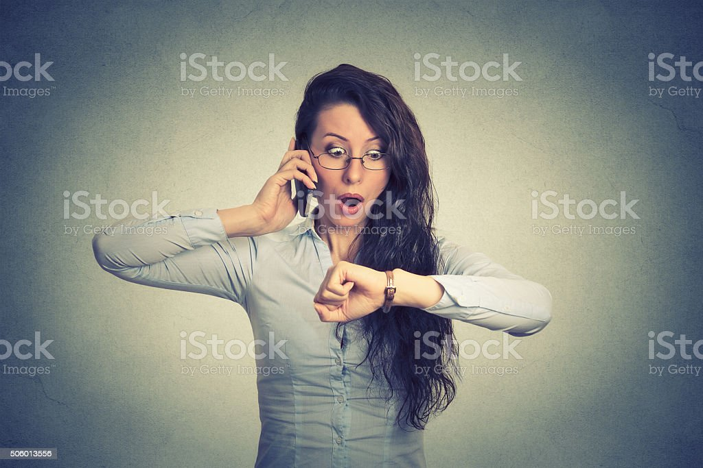 Business and time management concept stock photo