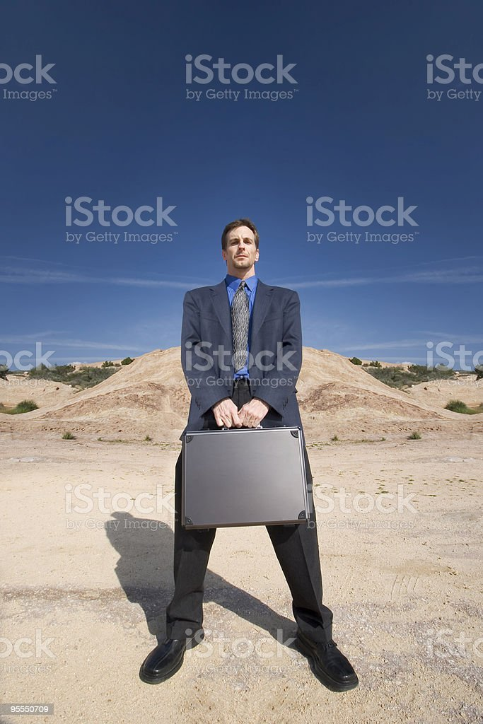 Business Anywhere stock photo