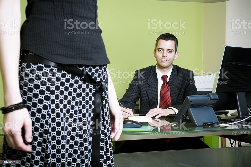 Business as Usual stock photo