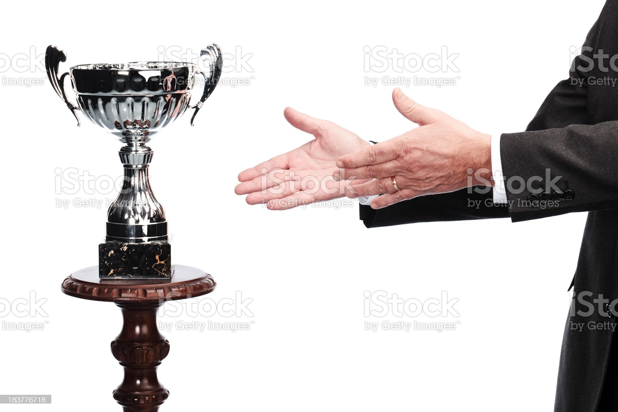 business aspirations royalty-free stock photo