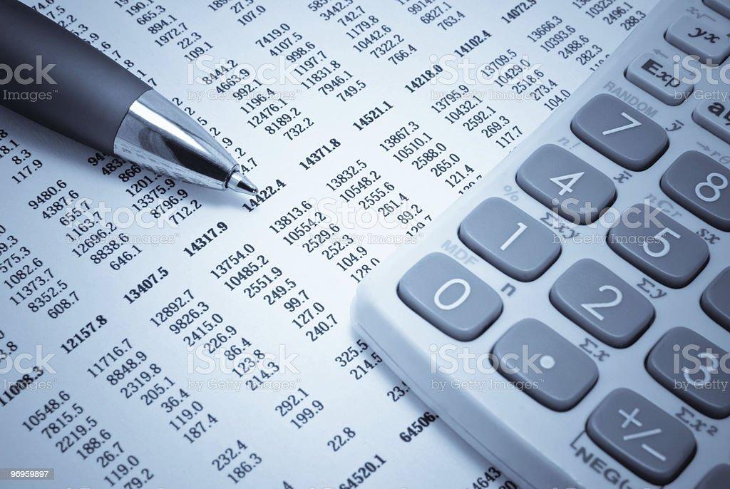 Business Balance stock photo