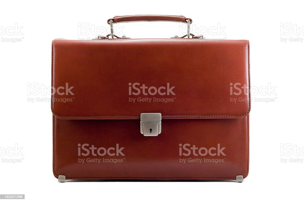 Business brief-case stock photo