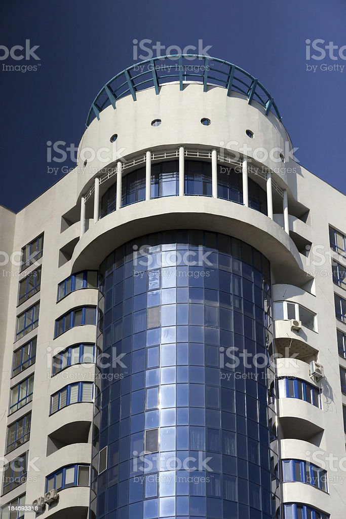 business building royalty-free stock photo