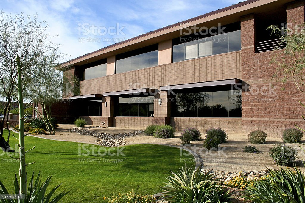 Business Buildings Series royalty-free stock photo