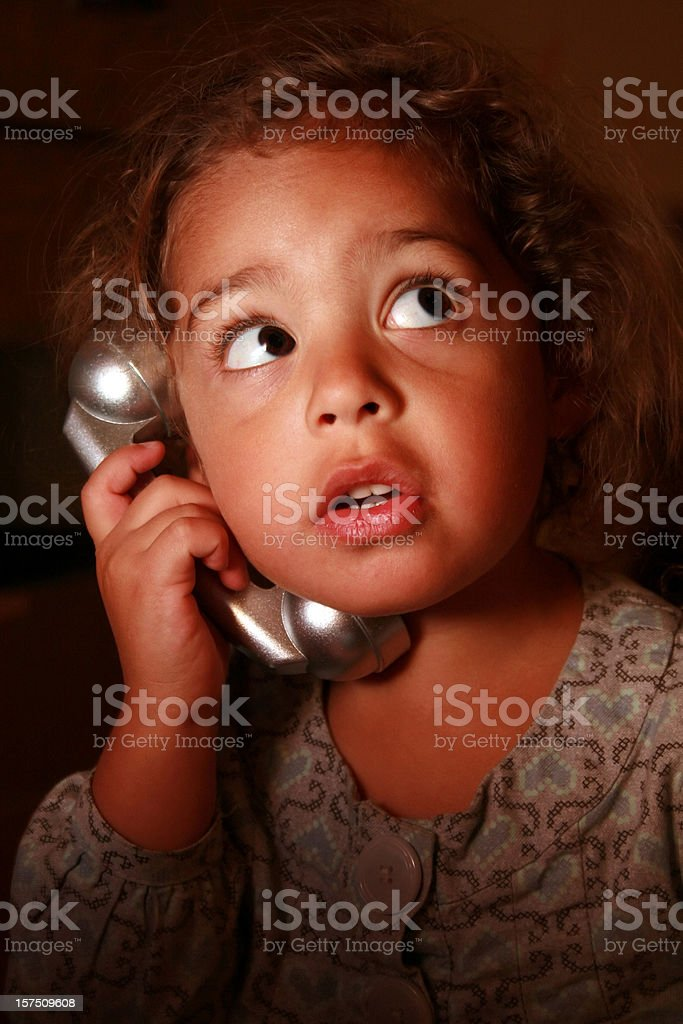 Business Call? stock photo