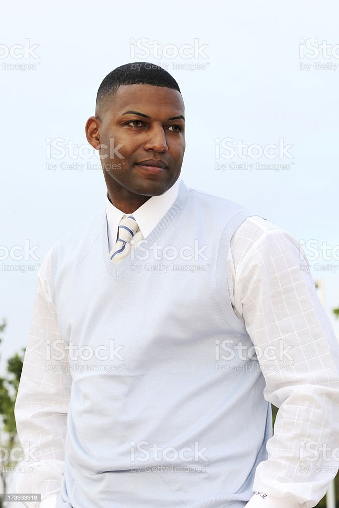 Business Casual royalty-free stock photo