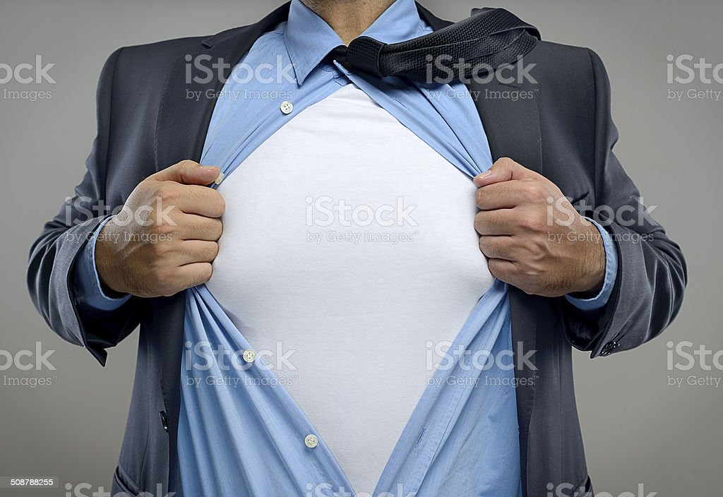 Business changing concept stock photo