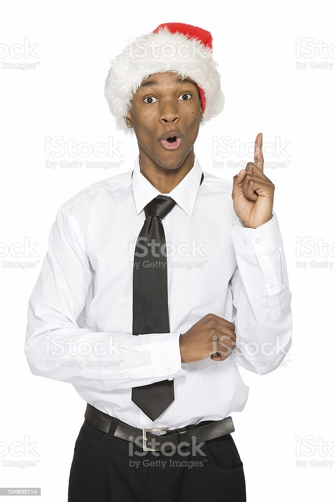 Business Christmas Series royalty-free stock photo