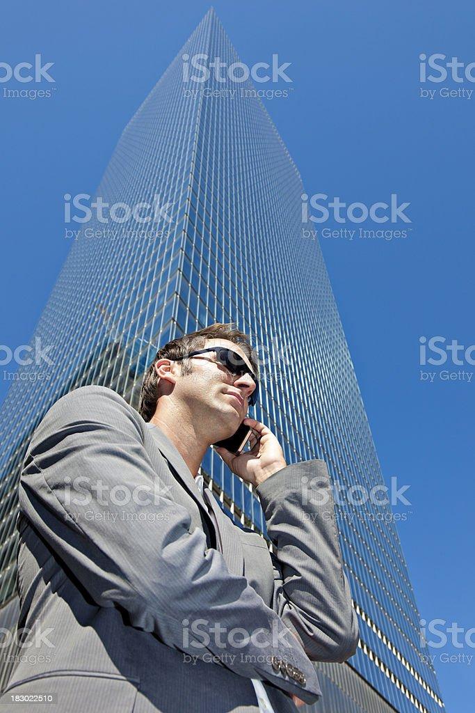 business communication royalty-free stock photo